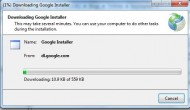 Dotnet Developers – Did u notice the Google talk Plugin installer ???