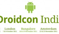 Droidcon India , first Android Conference in India in November