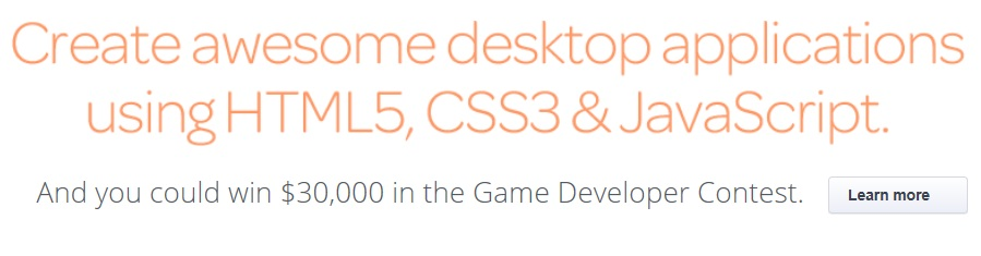 Create Apps using HTML5, CSS3 and JavaScript with Pokki