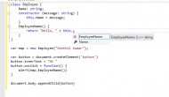 TypeScript for Visual Studio 2012