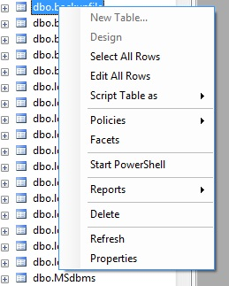 SQL Server – Change Edit Top 200 Rows and Select Top 1000 Rows to Select/Edit All