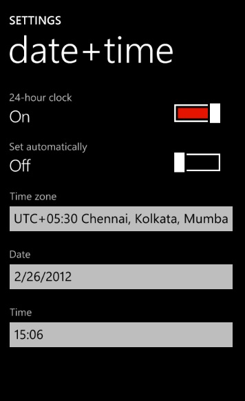 How to retreive the TimeZone programatically in Windows Phone ?