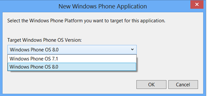 Oxygene & WP8 – Creating First Windows Phone 8 Project