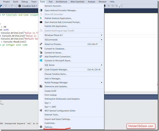 FSIAnyCPU Feature in Visual Studio 2013