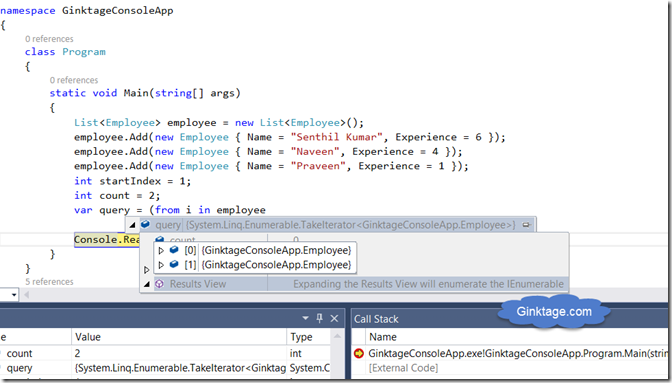 Lambda and Getter Only Auto-Properties in C# 6.0