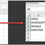 How to change orientation of the worksheets in Microsoft Excel ?