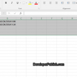 How to get the Created Time and Last Modified Time of your Excel Workbook using VBA Code ?