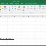 Insert Header and Footer in Microsoft Excel