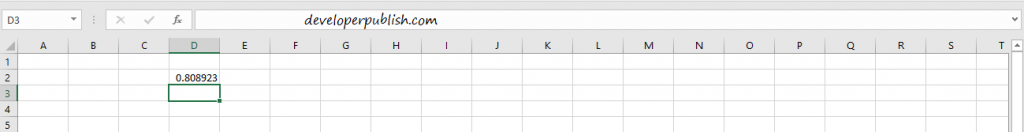 How to Generate Unique Random Numbers in Excel?