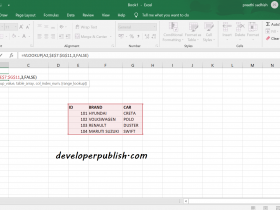 Lookup and Reference Functions in Microsoft Excel