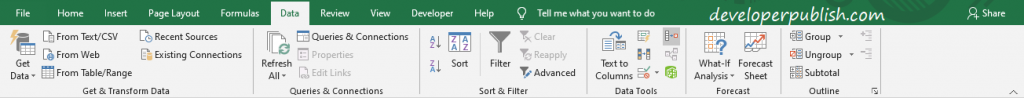 How to Consolidate in Microsoft Excel?
