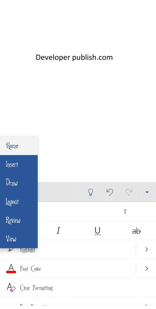 How to Use Word on a Mobile Device?