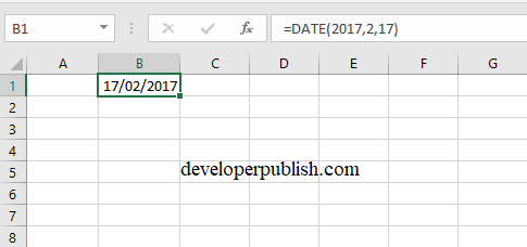 Basic Date & Time Functions in Excel
