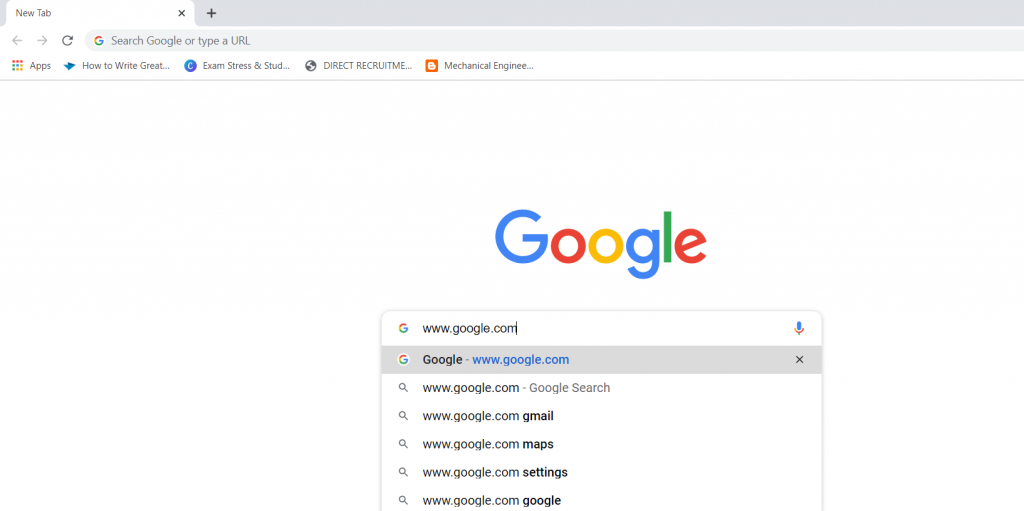 How to Delete Your Entire Google search History?
