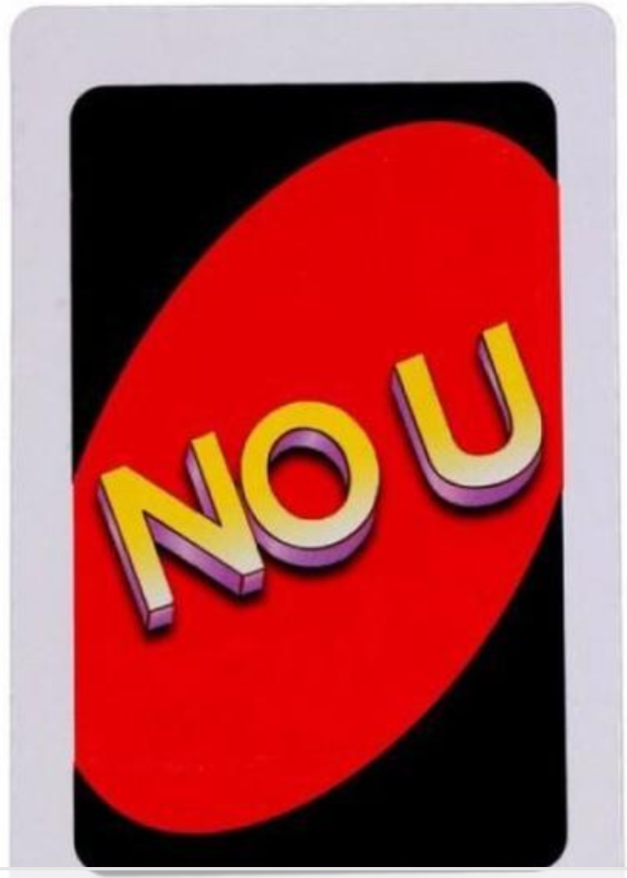 Uno Reverse Card - What is it ?