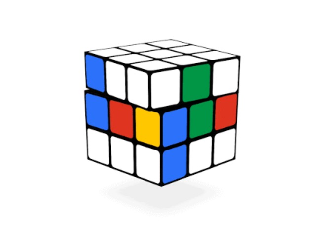 Become a Rubik's Cube master