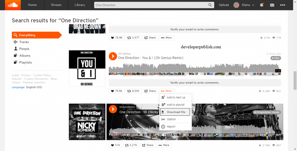 How To Download SoundCloud Songs?