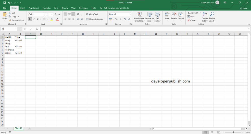 How to Find Blank Cells in Excel?
