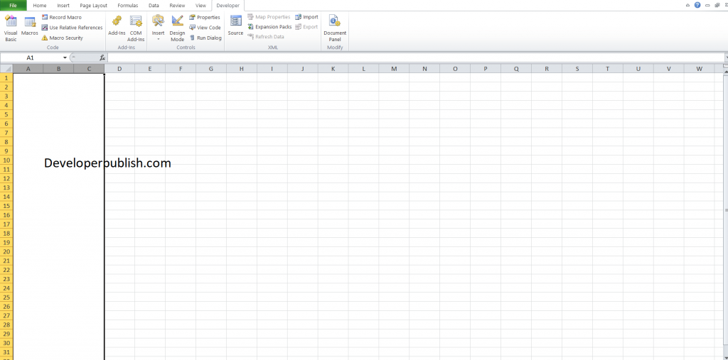 Merge Cells and Unmerge Cells in Excel VBA
