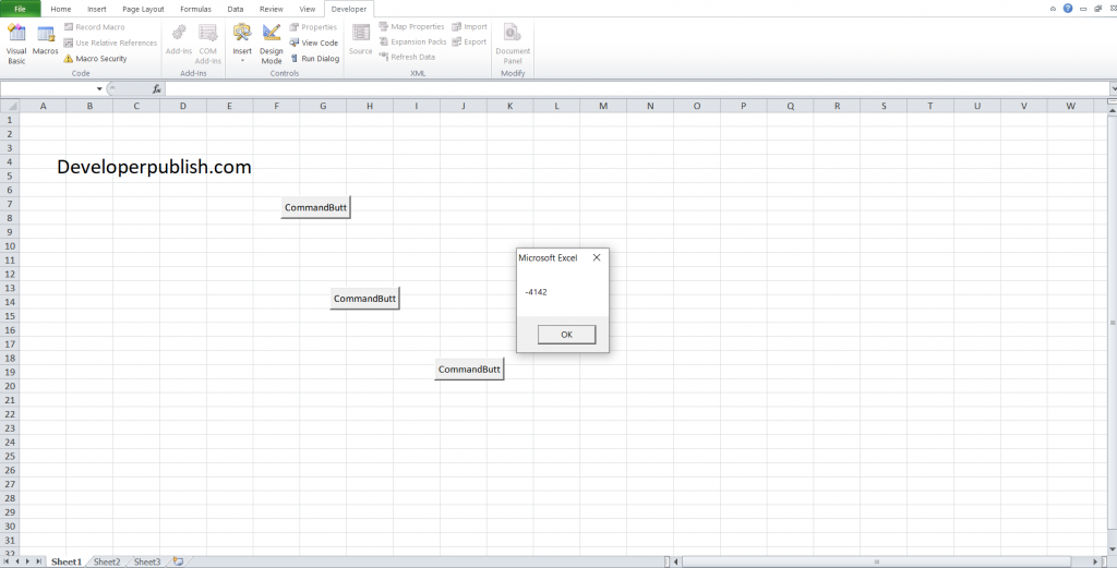 How to Change Background Colors of Cells in Excel VBA?