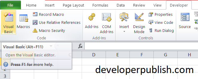 Cut, Copy and Paste using a Macro in Excel