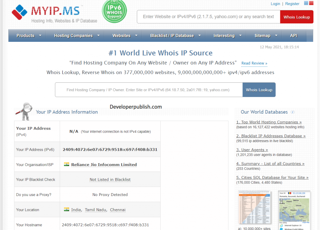 Top Tools to know Everything about a Website and its Owners