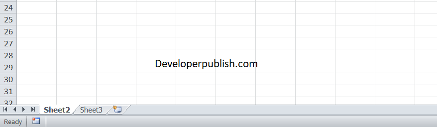 How to Hide and Unhide Worksheet in Excel VBA?