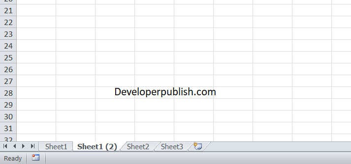How to Copy Worksheets in Excel VBA?