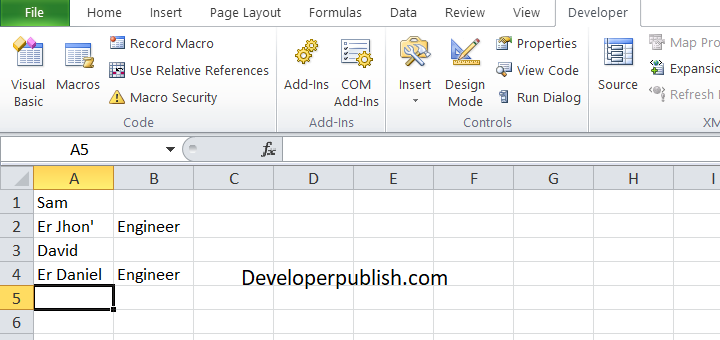 How to use INSTR Function to Find Text in Excel VBA?