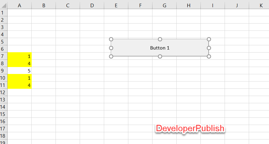 How to Highlight Duplicates using Conditional Formatting in Excel VBA?