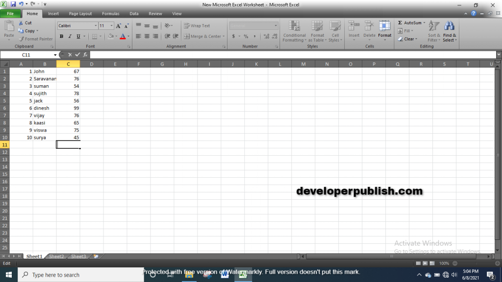 How to use AVEDEV Function in Microsoft Excel?