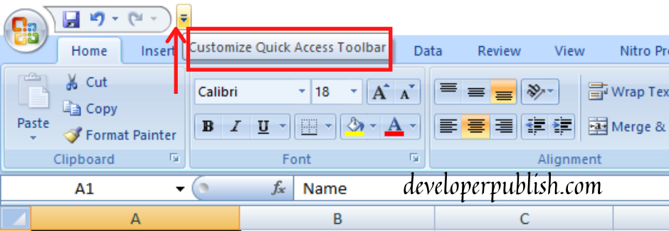 How to add Data Entry Forms in Excel?