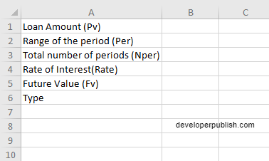 How to use IPMT function in Excel?