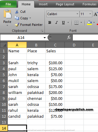 How to use COUNTIF Function in Excel?