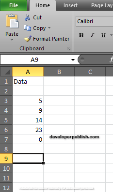 How to use the DEVSQ Function in Excel?