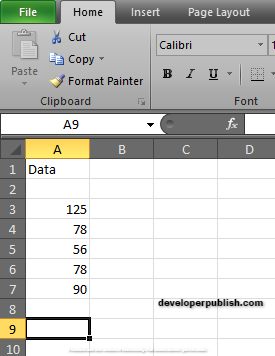 How to use HARMEAN Function in Excel ?