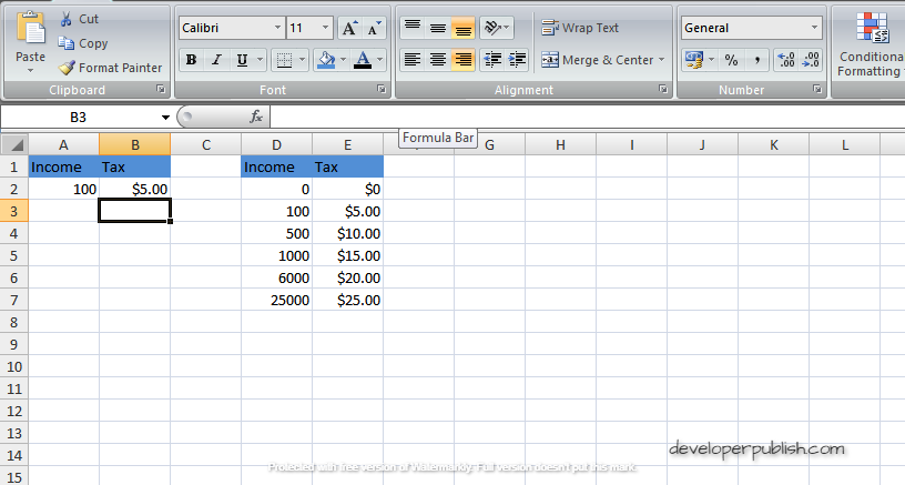 How to use LOOKUP Function in Excel?